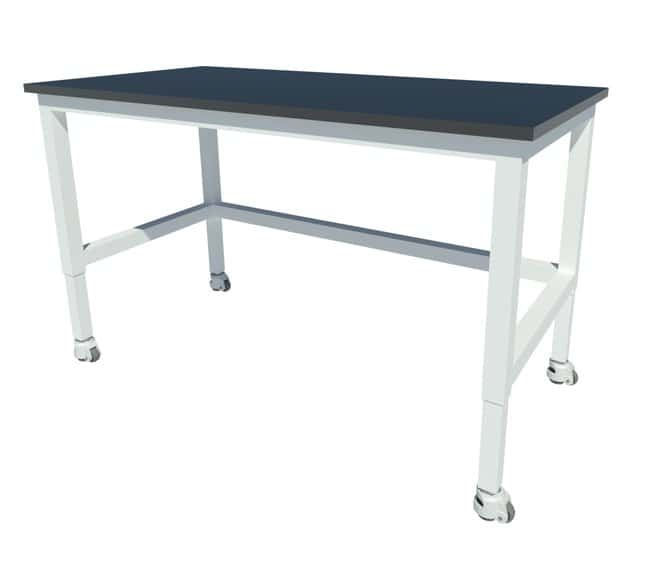 Fisherbrand Adjustable Height Heavy Duty Steel Table with Vibration Isolation
