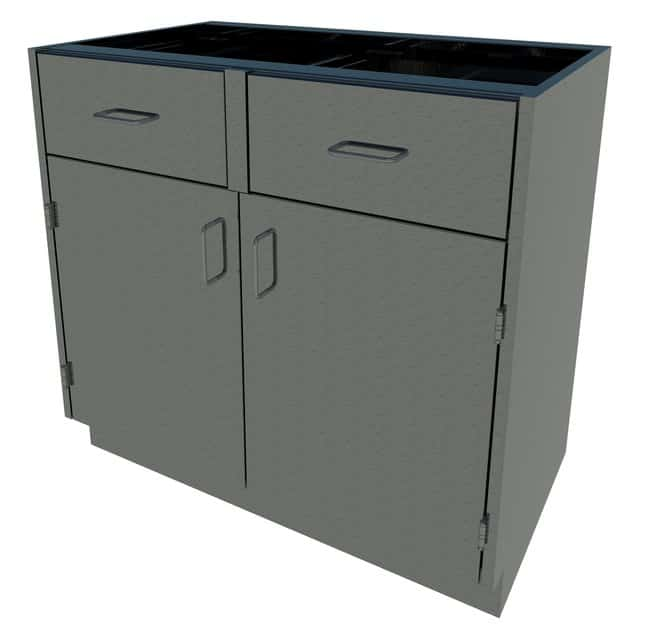 Fisherbrand Standing Height Stainless Steel Cabinet :Furniture, Storage,