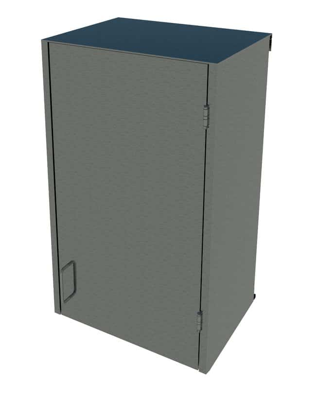 Fisherbrand Stainless Steel Wall Cabinet, Right Hinged Solid Door, Right