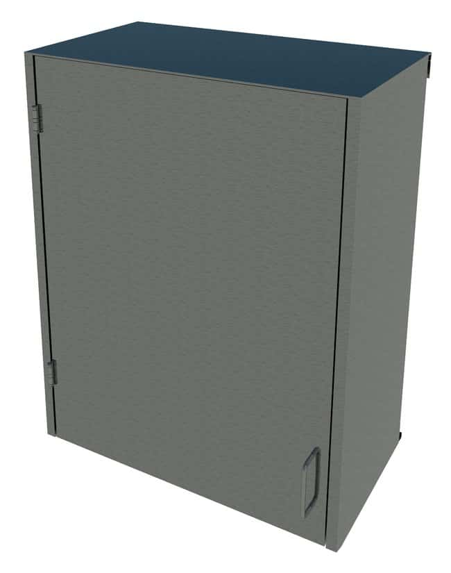 Fisherbrand Stainless Steel Wall Cabinet, Left Hinged:Furniture, Storage,