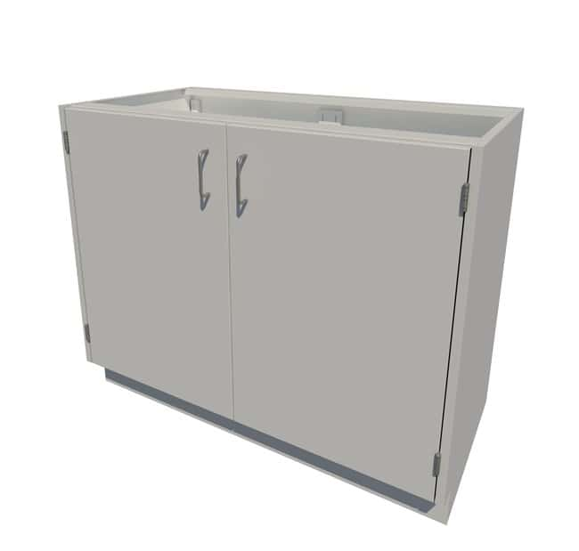 Fisherbrand Standing Height Steel Cabinet with Removable Back:Furniture,