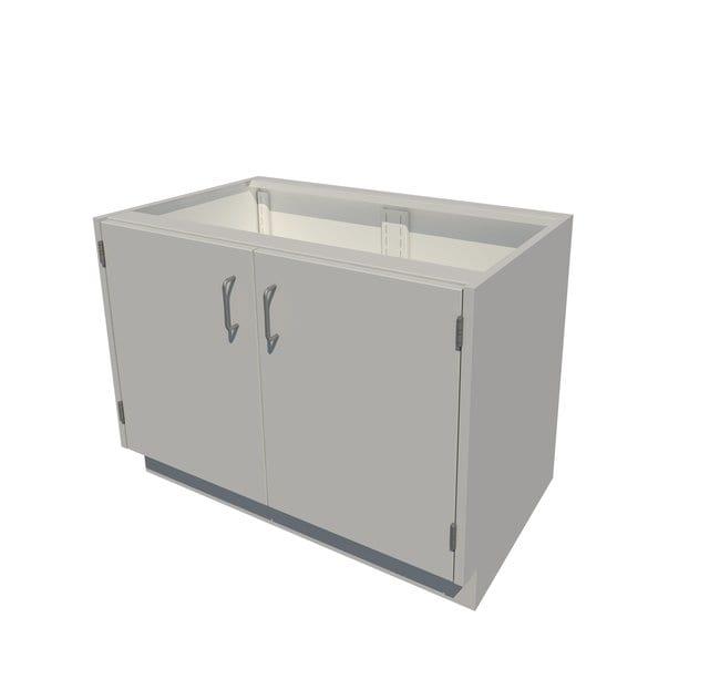 FisherbrandSitting Height Steel Cabinet 2 Door, 36 in. Wide:Furniture