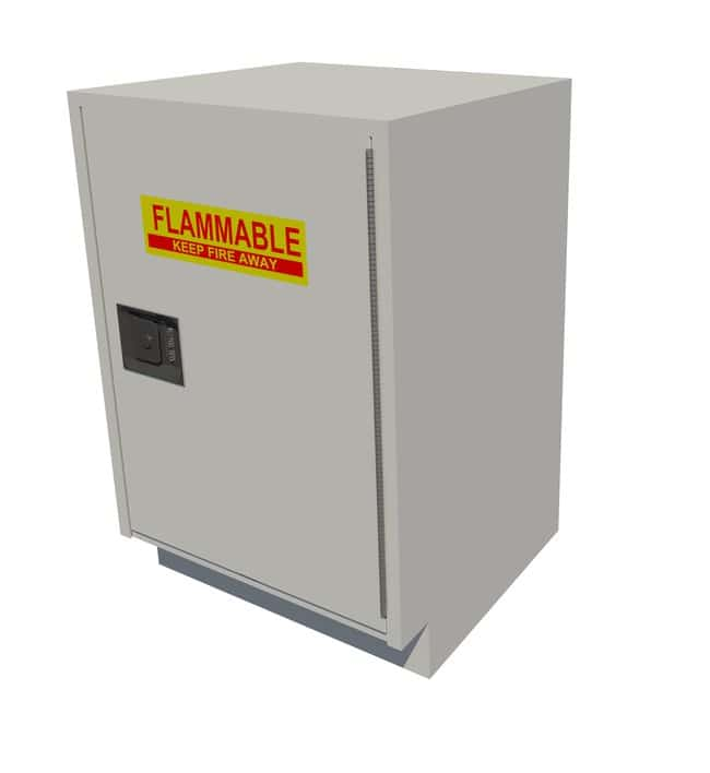 Fisherbrand™ Solvent Storage Standing Height Steel Cabinet