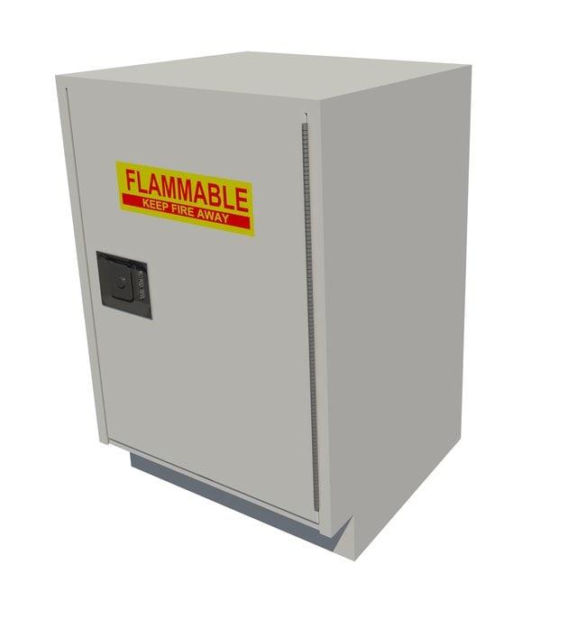 FisherbrandSolvent Storage Standing Height Steel Cabinet 1 Door, Right