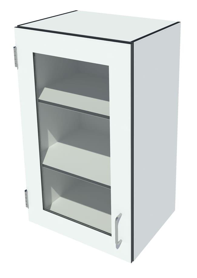 Fisherbrand Phenolic Wall Cabinet, Left Hinged:Furniture, Storage, Casework,