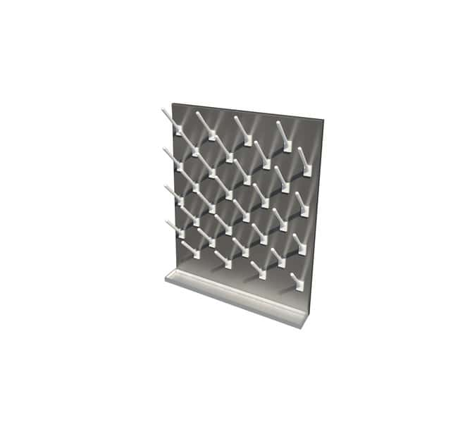 Fisherbrand Stainless Steel Pegboard 36 in. Wide, with finished back:Furniture,