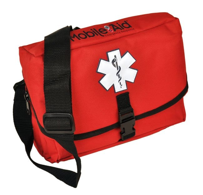 LifeSecure MobileAid Grab-N-Go Trauma First Aid Field Bag (Empty)  7 x