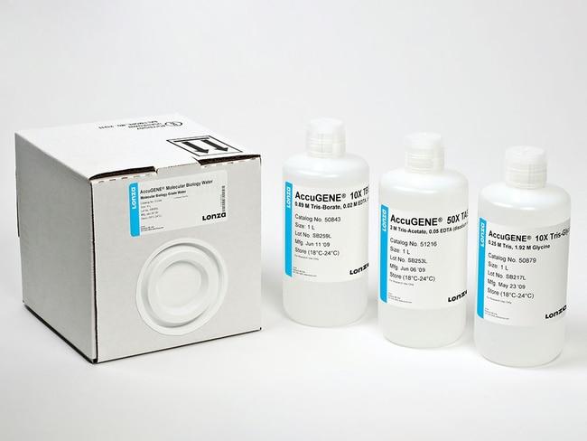 LonzaAccuGENE PBS 1x Pbs 1lt:Gel Electrophoresis Equipment and Supplies