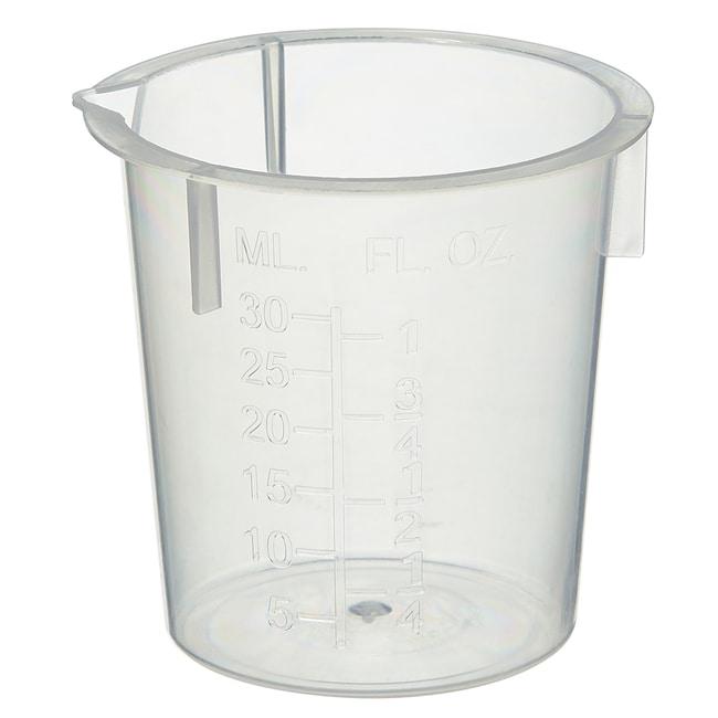 Fisherbrand  Polypropylene Disposable Beakers
