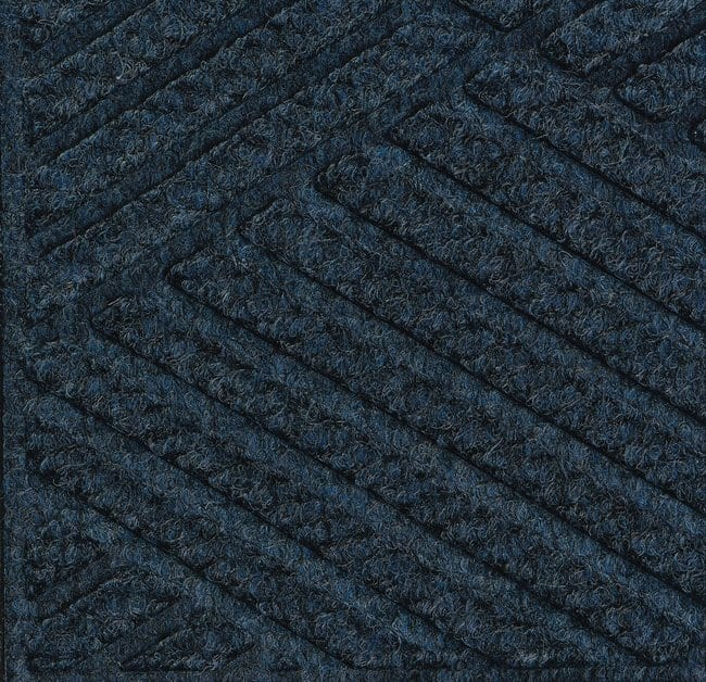 M+A MattingWaterHog Eco Premier Mat, Indigo:Facility Safety and Maintenance:Floor