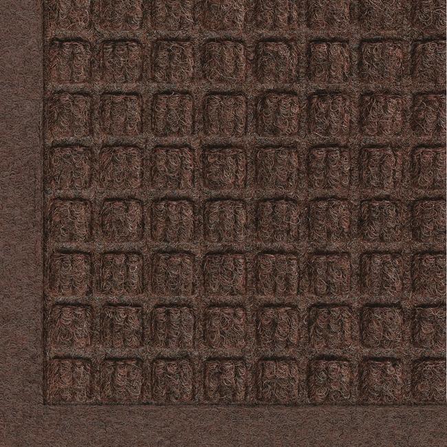 M+A MattingWaterHog Fashion Mat, Dark Brown:Facility Safety and Maintenance:Floor