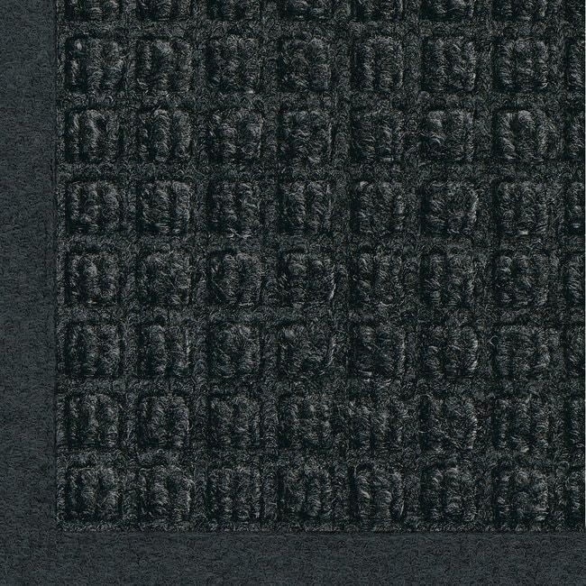 M+A MattingWaterHog Fashion Mat, Charcoal:Facility Safety and Maintenance:Floor