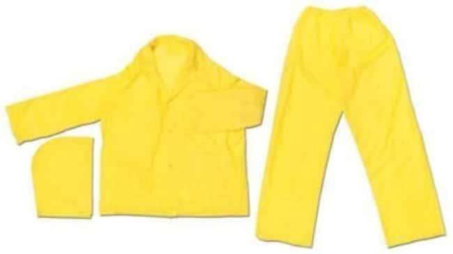 MCR Safety Lightweight Rainsuits Large:Gloves, Glasses and Safety