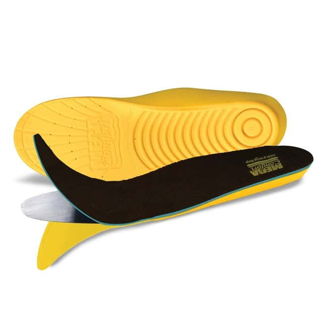 MEGAComfortPAM Puncture Resistant Insole with Steel Plate:Personal Protective