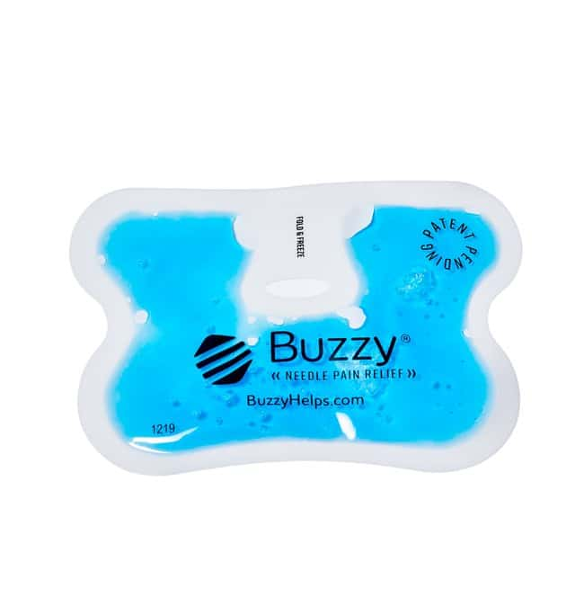 Pain Care Labs Buzzy Universal Soft Ice Wings Dimensions (L x W x H): 18