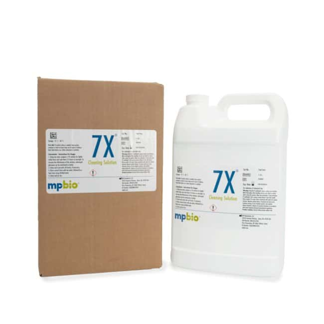 MP Biomedicals 7X Laboratory Detergents:Wipes, Towels and Cleaning:Cleaners