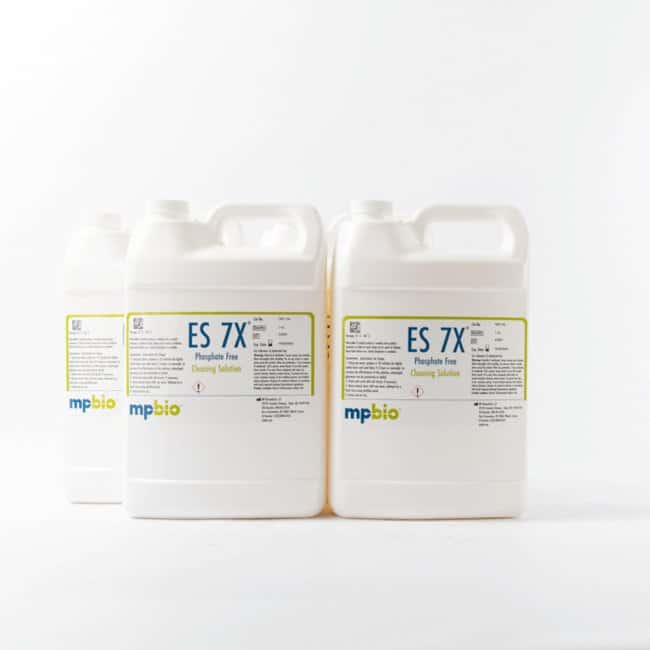 MP Biomedicals™ ES 7X™-PF Cleaning Solution: Home