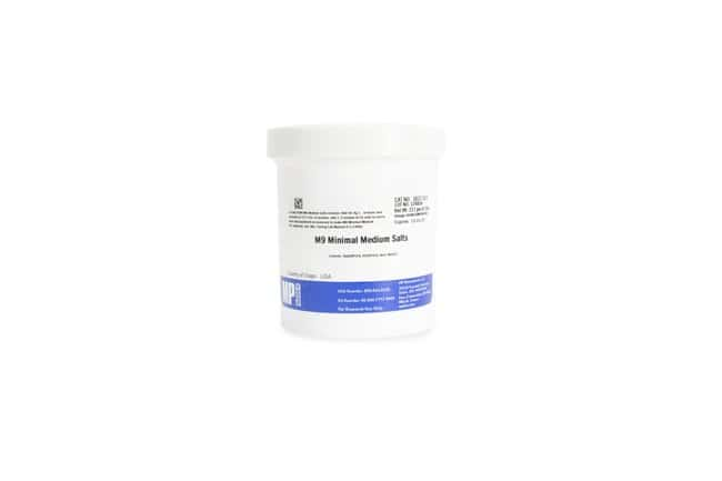 MP Biomedicals™M9 Minimal Medium Salts (Maniatis Formulation), Powdered: Mamallian Cell Culture Media Cell Culture Media