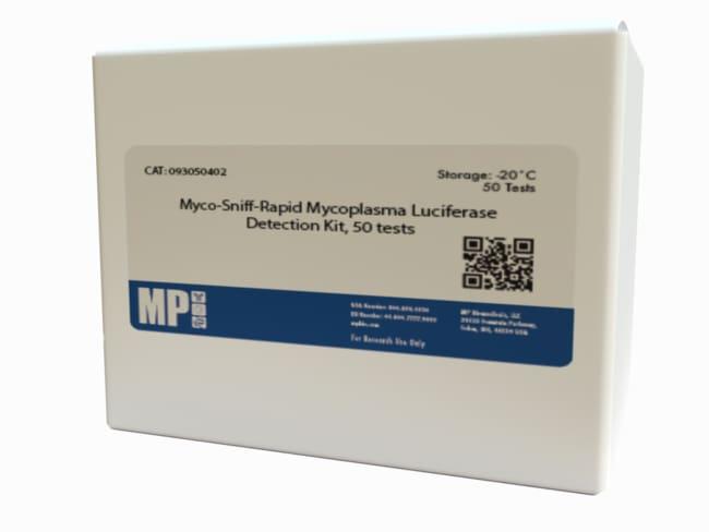 MP BiomedicalsMyco-Sniff-Rapid Mycoplasma Luciferase Detection Kit:Antibiotics