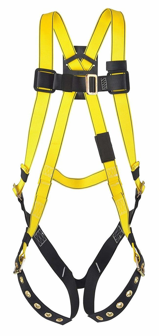MSA Workman Full Body Harnesses:Gloves, Glasses and Safety:Personal Protective