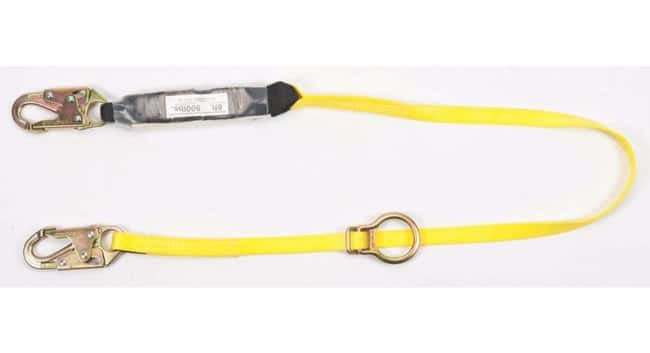 MSA Workman Energy-Absorbing Lanyards:Gloves, Glasses and Safety:Personal