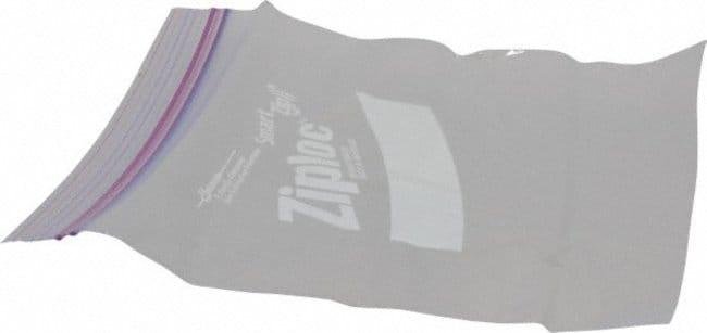 MSCZiploc Storage Bag Capacity (English): 1 quart; Width (English): 7in.;
