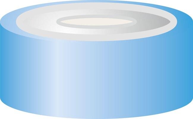 Macherey-Nagel™N 20 Bi-metal Crimp Caps Septum: Silicone White/PTFE Beige Macherey-Nagel™N 20 Bi-metal Crimp Caps