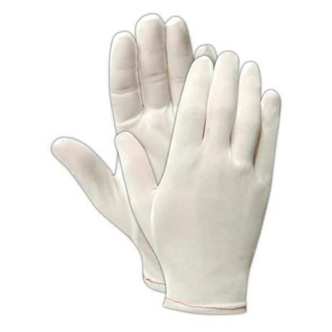 Magid Women's Tricot Nylon Glove Liners Large:Gloves, Glasses and Safety
