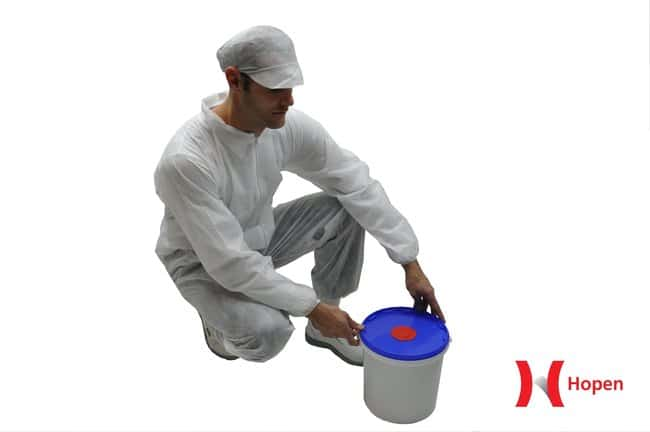 MedicomHopen Hygiene Eco Coveralls:Personal Protective Equipment:Safety