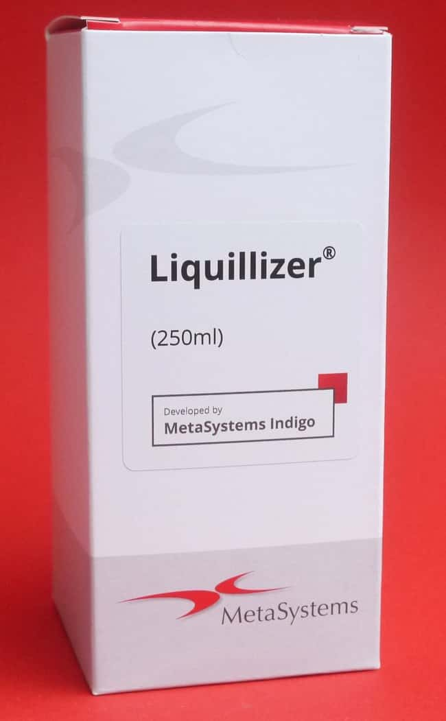 MetaSystems Liquillizer Mucolytic Agent 250 mL:Gloves, Glasses and Safety