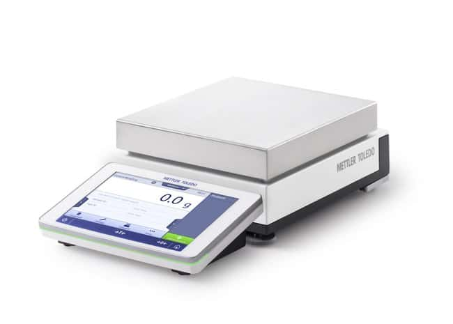 Mettler Toledo™ Excellence XPR Precision Balances, Standard Weigh Pan