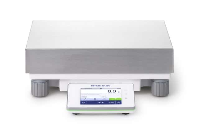 Mettler Toledo™ Excellence XSR Precision Balances, Large Weigh Pan