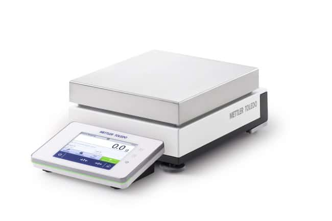 Mettler Toledo™ Excellence XSR Precision Balances, Standard Weigh Pan