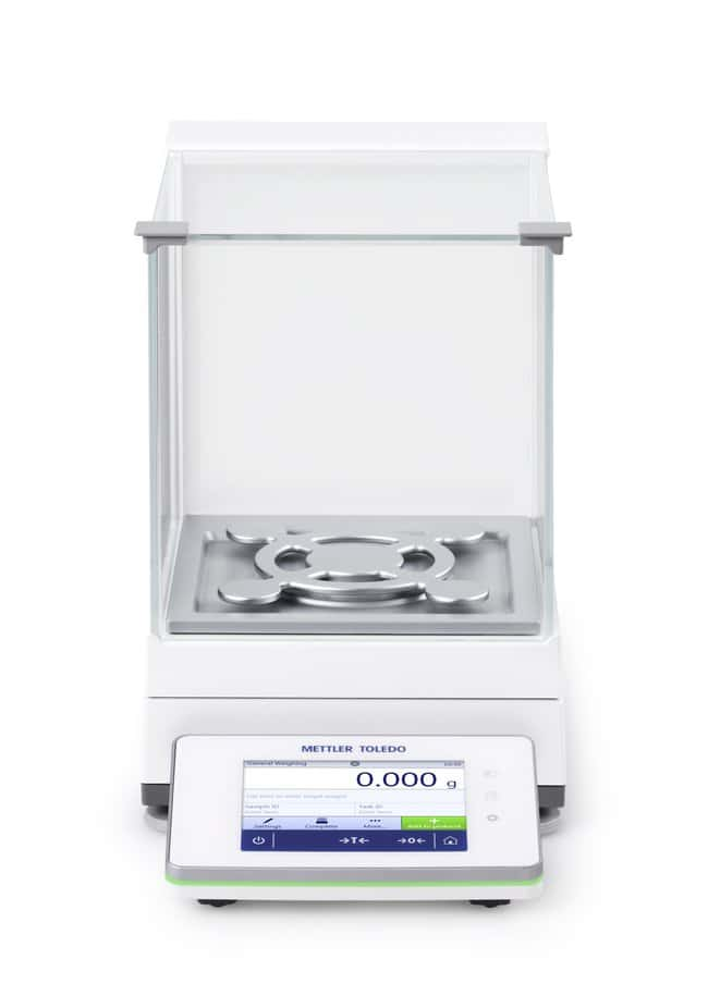 Mettler Toledo™ Excellence XSR Precision Balances, SmartPan Weigh Pan
