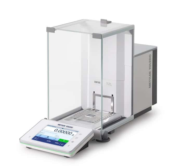 METTLER TOLEDO™ Excellence XSR Analytical Balances