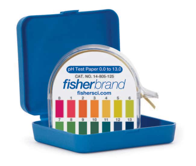 FisherbrandHydrion Jumbo Insta-Chek Display pH Papers Hydrion Jumbo Insta-Chek