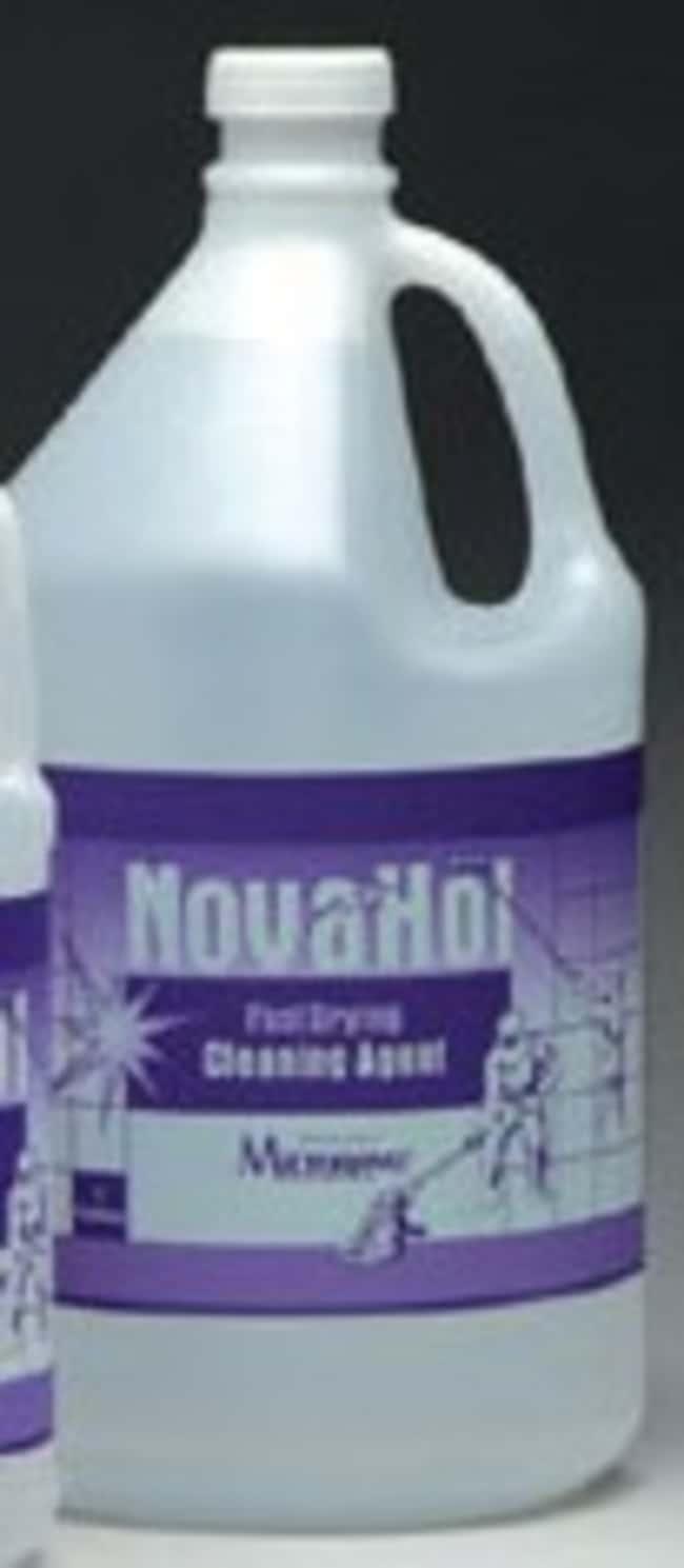 Micronova™NovaHol™ Cleanroom Cleaner Novahol, Cleanroom Detergent, low ionic surfactant w IPA, 1 gal Micronova™NovaHol™ Cleanroom Cleaner
