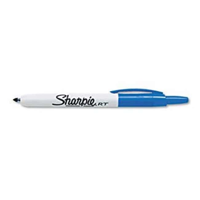 Micronova™Irradiated Sharpie Fine Point Markers Sharpie Irradiated Fine Point Click Marker, Blue Micronova™Irradiated Sharpie Fine Point Markers