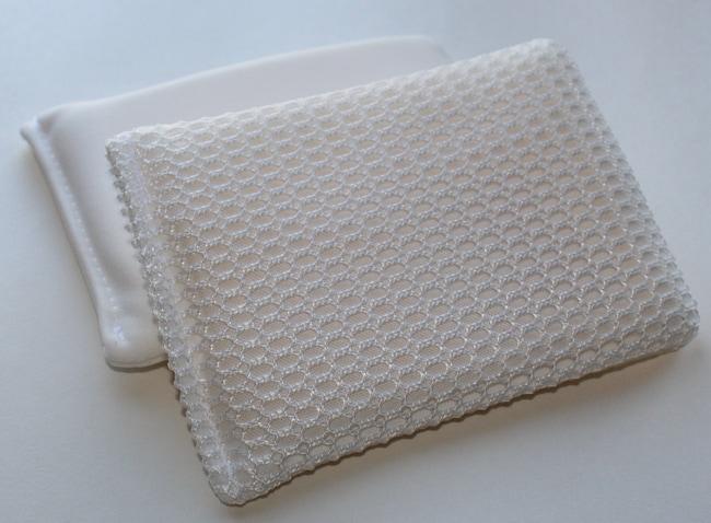 Micronova™Cleanroom Sponges PolyMesh Sponge, polyester mesh fabric over urethane foam sponge, 4 x 6 in. Micronova™Cleanroom Sponges