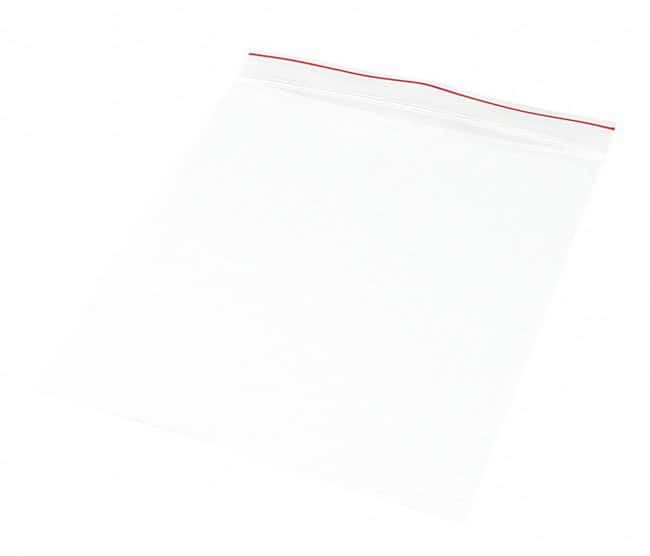 Minigrip Premium Red Line Reclosable Zipper Bags Dimensions: 5 x 5 in.:Testing