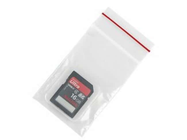 Minigrip Premium Red Line Reclosable Zipper Bags Dimensions: 2 x 3 in.:Testing