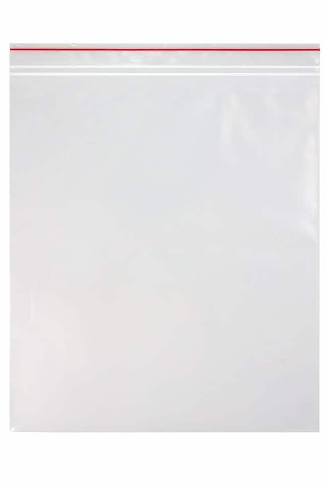 Minigrip™Red Line™ Plain Double Zipper Bags