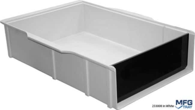 MFG Tray Tray, Three-Sided 514L x 324W x 67Hmm:Wipes, Towels and Cleaning