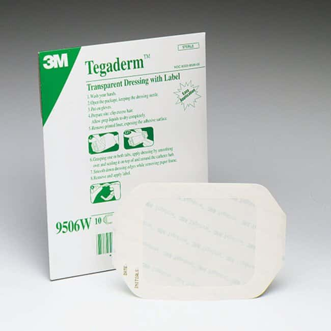 Moore Medical Tegaderm Transparent Wound Dressing:Gloves, Glasses and Safety:First