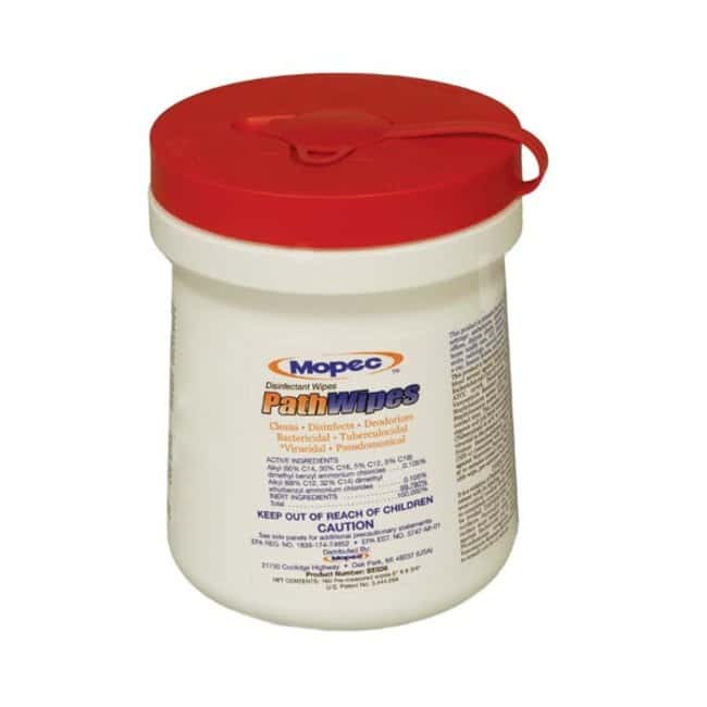 Mopec SaniPath Cleaning and Disinfecting Wipes SaniPath Cleaning and Disinfecting