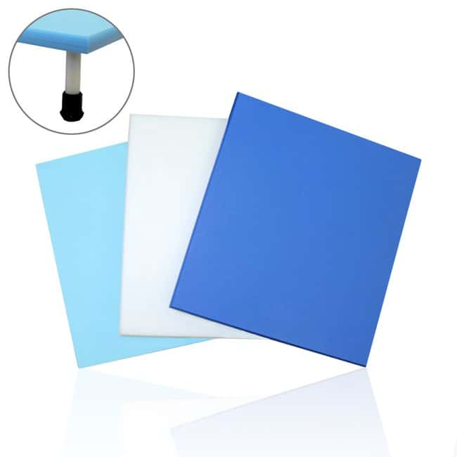 Mopec Dissecting Board Color: Light blue; Dimensions: 23x16in:Spatulas,