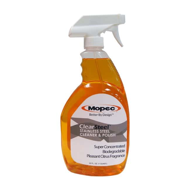 Mopec Stainless Steel Cleaner and Polish Spray Stainless Steel Cleaner