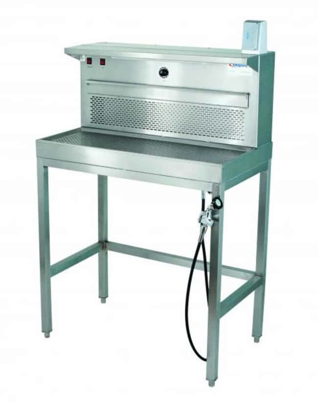 Mopec OG200 Recirculating Trimming Station  HeightMetric: 93.98cm:Diagnostic