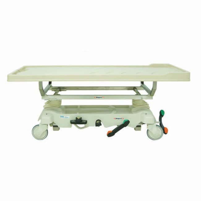 Mopec Hydraulic Dissection Cart with Plastic X-Ray Top  LengthMetric: 204.47cm:Diagnostic