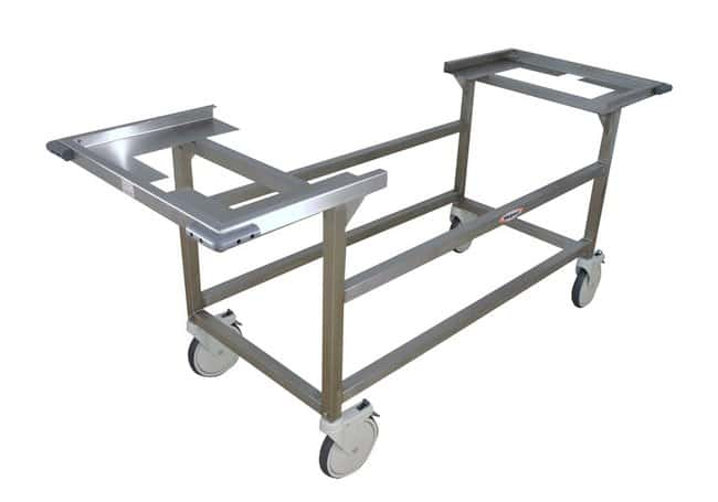 Mopec Saddle Autopsy Cart with Various Tray Sizes  WidthMetric: 73.02cm:Diagnostic